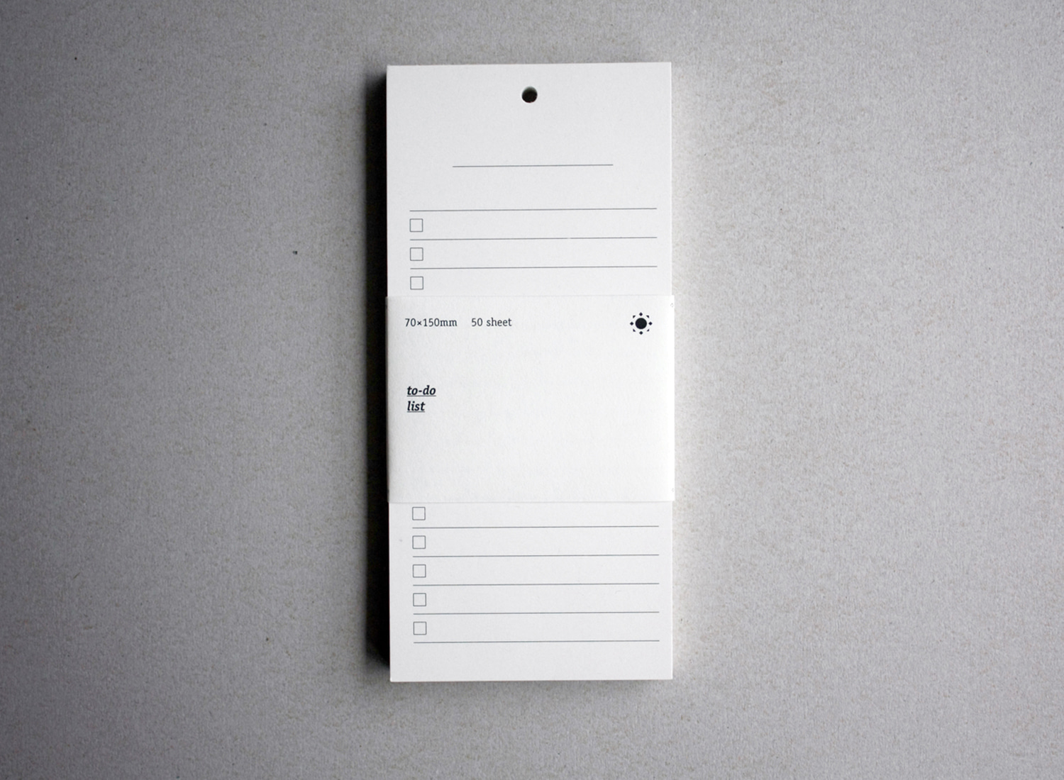 [1st] To do list Pad